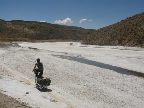 A sliver of salt river singletrack