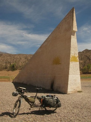 Tropic of Capricorn Monument