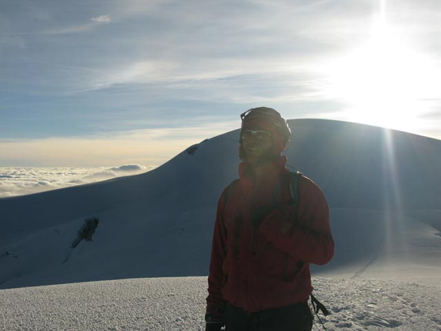 Chimborazo Above 20K in Elevation