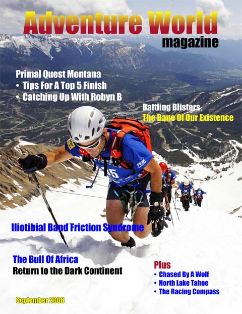Adventure World Magazine